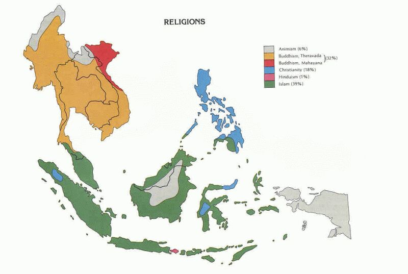 Southeast Asian Religion 67
